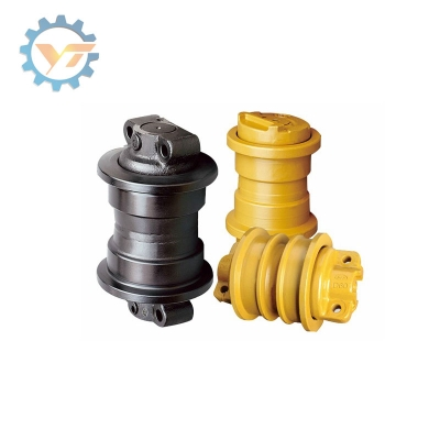 Double Flanges Track Rollers